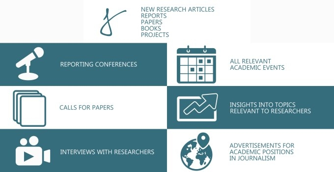 The service - Journalism Research News