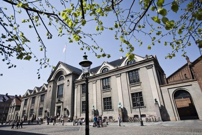 Univeristy of Copenhagen by Christoffer Regild (Uni of Copenhagen)