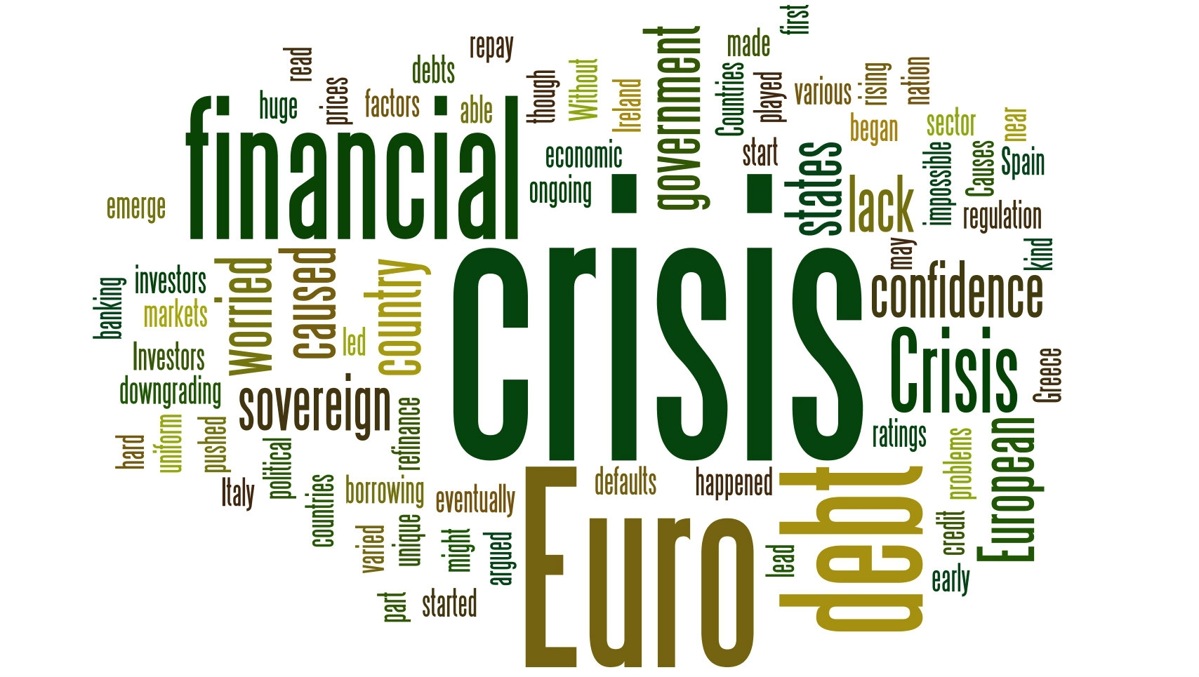 research methodology of financial crisis The financial and economic crisis of 2008-2009 and developing  countries  the crisis – country and regional studies.