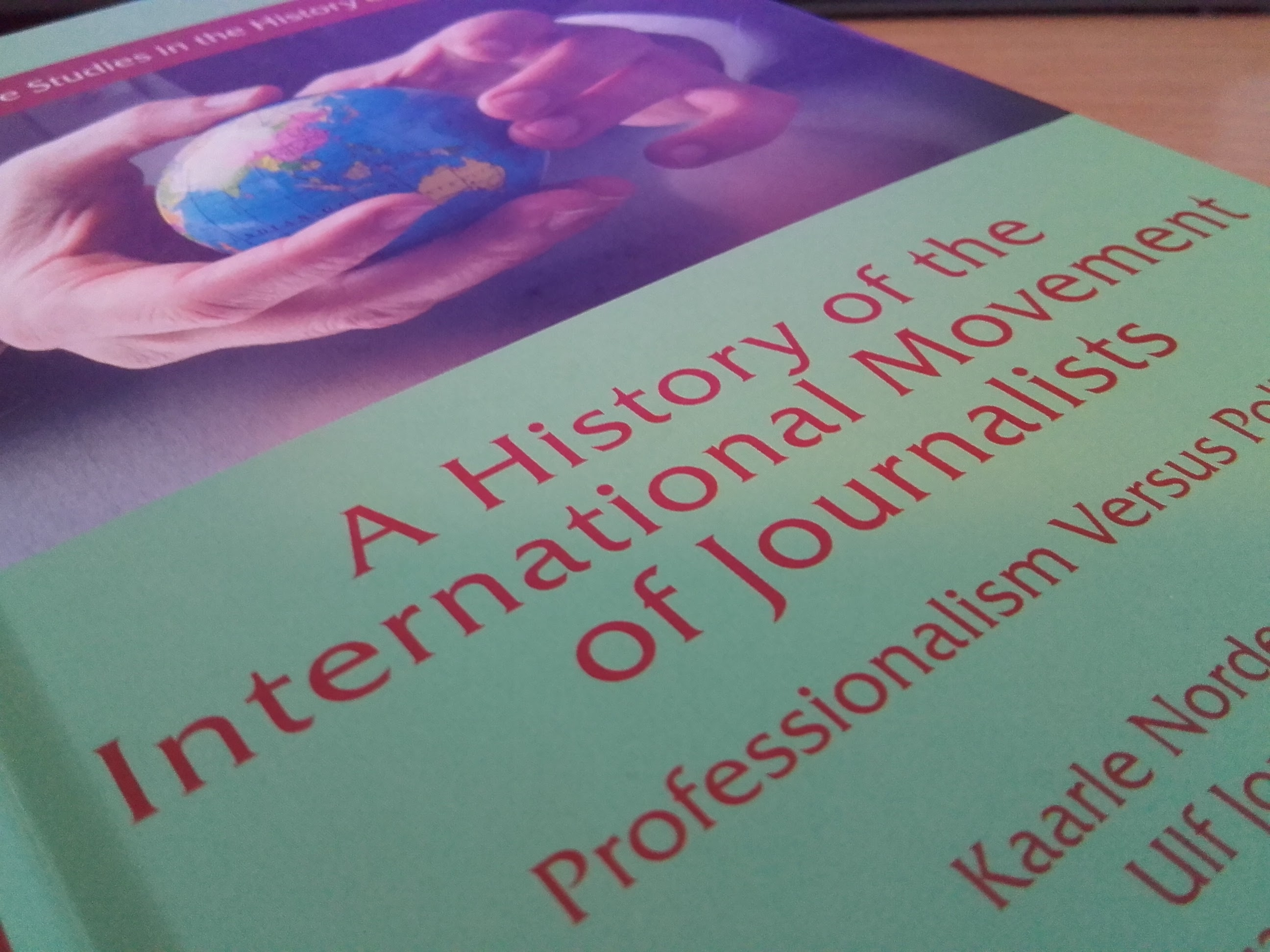 history of journalism essay An essay on the nature of journalism we thought of the people who had bet on the boom as history, and it was not meant as a compliment.