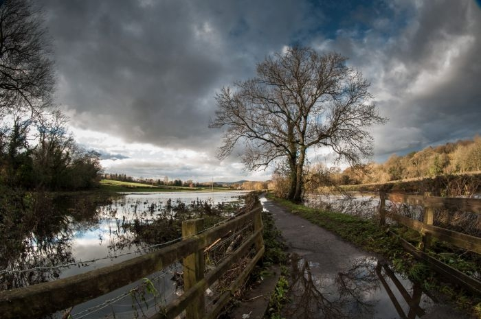 Picture: After the flood by Bobby McKay, license CC BY-ND 2.0