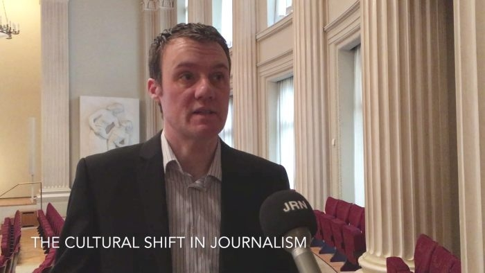 Data and the cultural shift in journalism – Paul Bradshaw interview