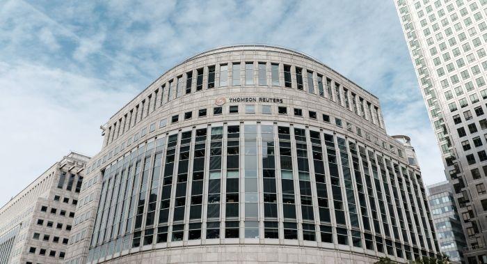 Picture: Thomson Reuters by Håkan Dahlström, license CC BY 2.0