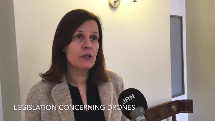 Drones, surveillance and journalism - Astrid Gynnild interview