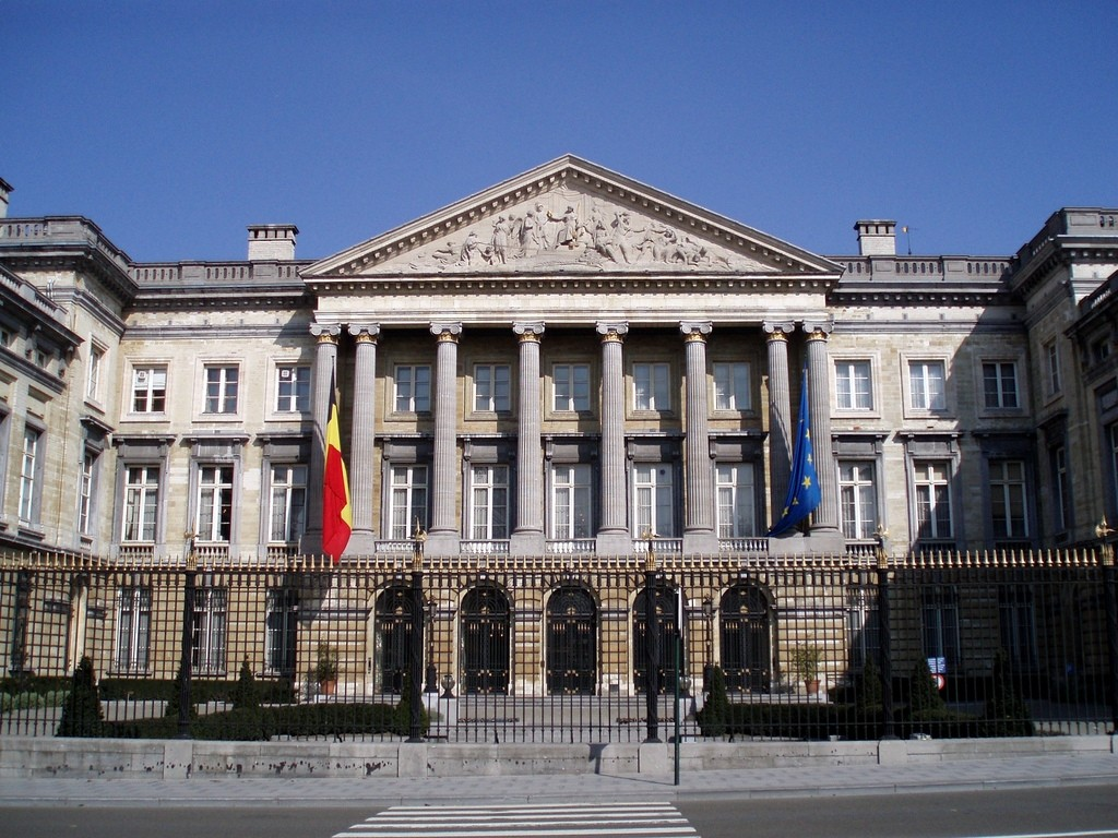 Belgium parliament by ChadBriggs, licence CC BY-NC 2.0
