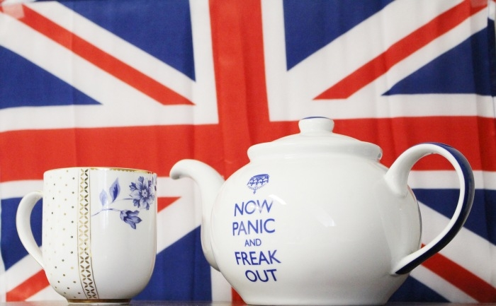 Picture: Brexit tea by frankleleon, license CC BY 2.0