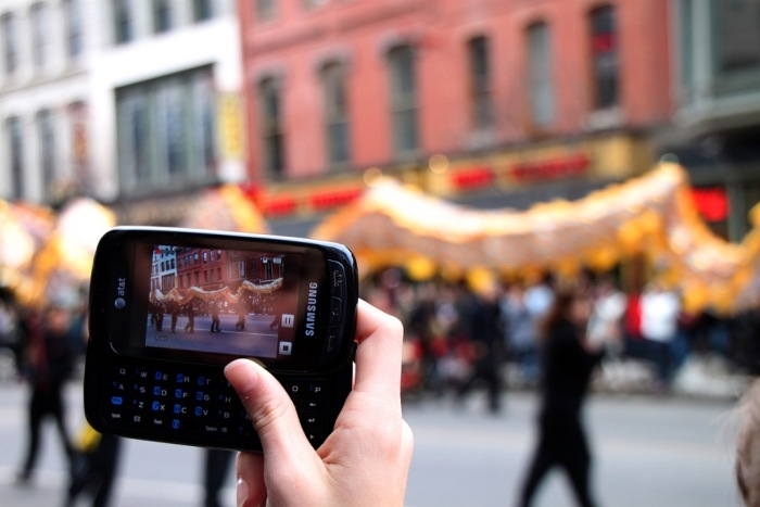 Picture: Chinese New Year Smartphone by Mr.TinDC, license CC BY-ND 2.0
