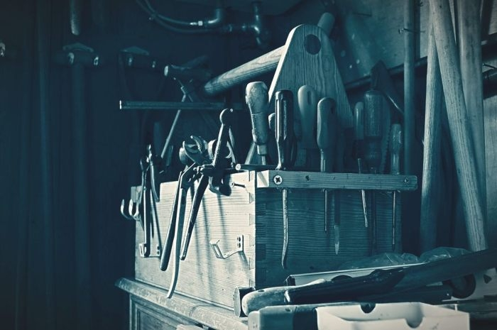 Picture: Toolbox by Florian Richter, license CC BY 2.0