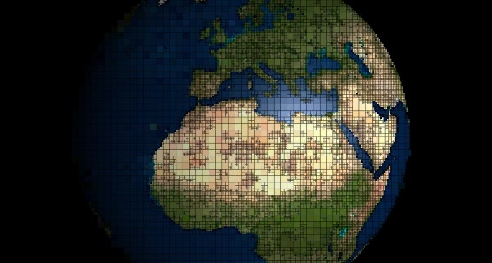 Picture: globe, earth by geralt, license CC0