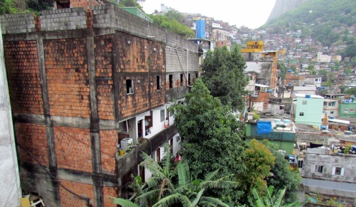 Picture: Riocinha Favela by David Berkowitz, license CC BY 2.0