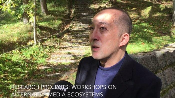 Shin Mizukoshi Interview