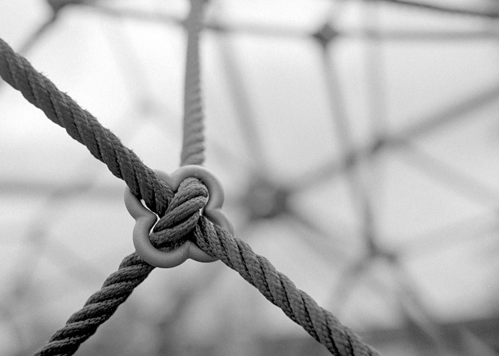 Picture: Rope intersection by Dan Wright, licence: CC BY 2.0