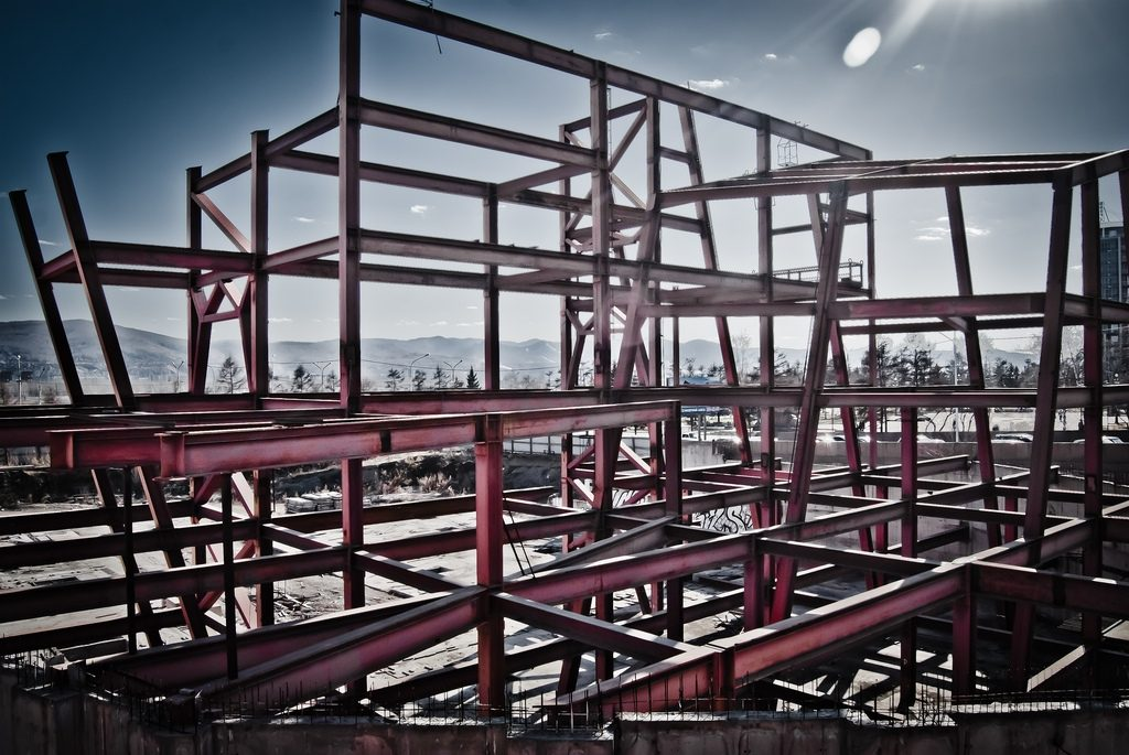 Construction by Alex Kislow, licence: CC BY 2.0