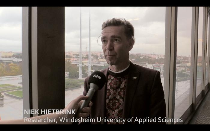 Niek Hietbrink video interview