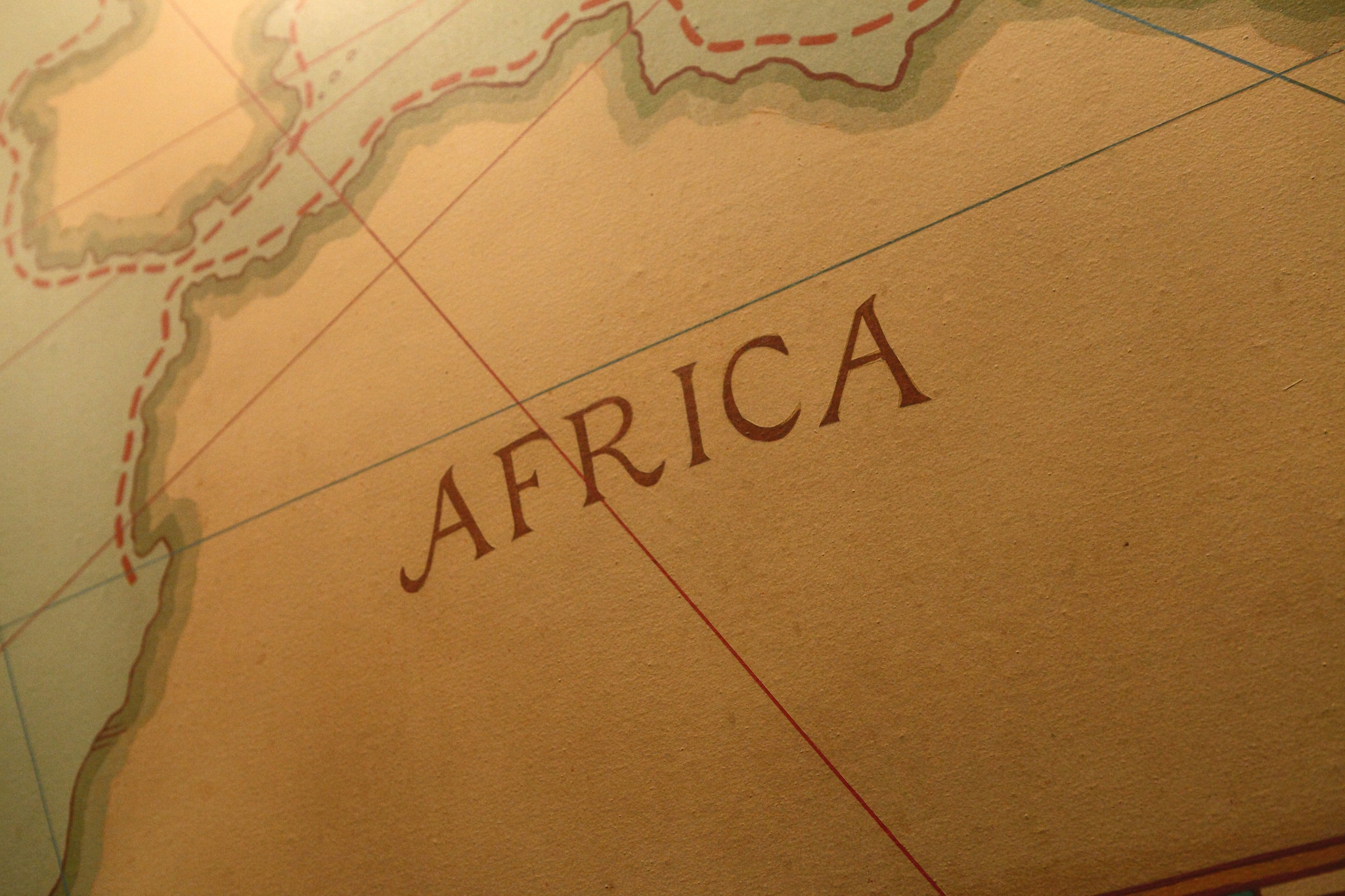 Africa by Sam Howzit, licence: CC BY 2.0