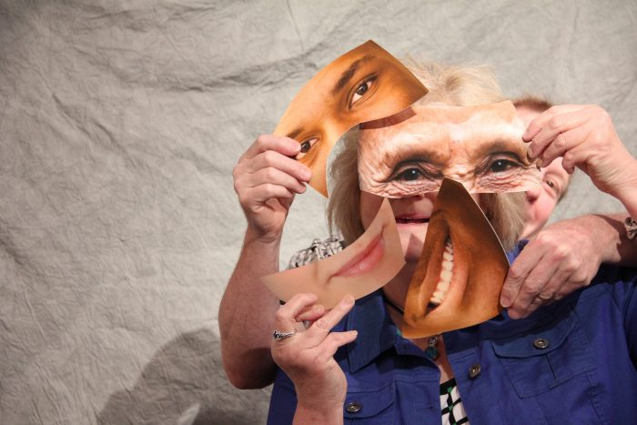 Picture: Diversity Mask by George A. Spiva Center for the Arts, license CC BY 2.0