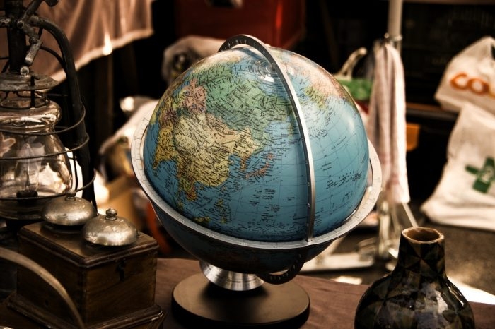 globe by Martin Abegglen, licence: CC BY-SA 2.0