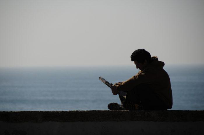 Reading by Kamil Porembiński, licence CC BY-SA 2.0