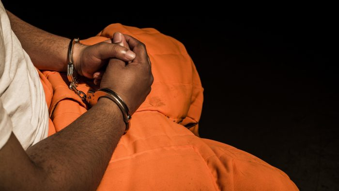 Criminal injustice by Derek Goulet, licence CC BY-NC 2.0