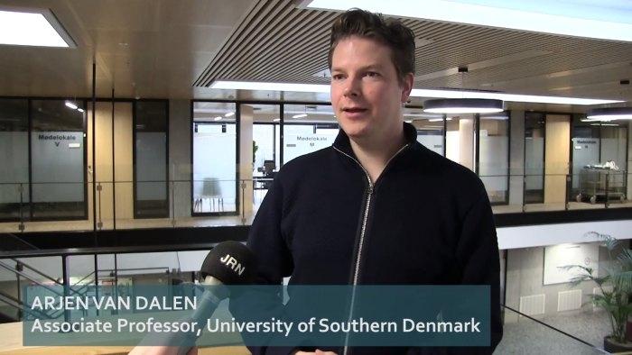 Economic news and learning – Arjen van Dalen interview