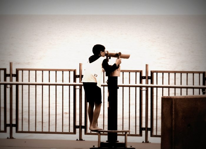 Picture: Spyglass by Meridy, license CC0 1.0