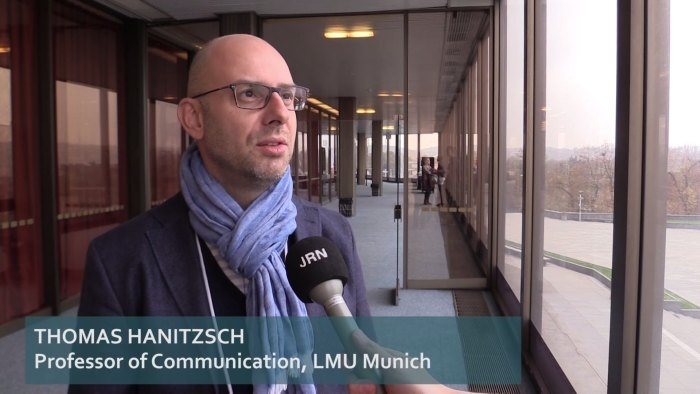 Worlds of journalism – Thomas Hanitzsch interview