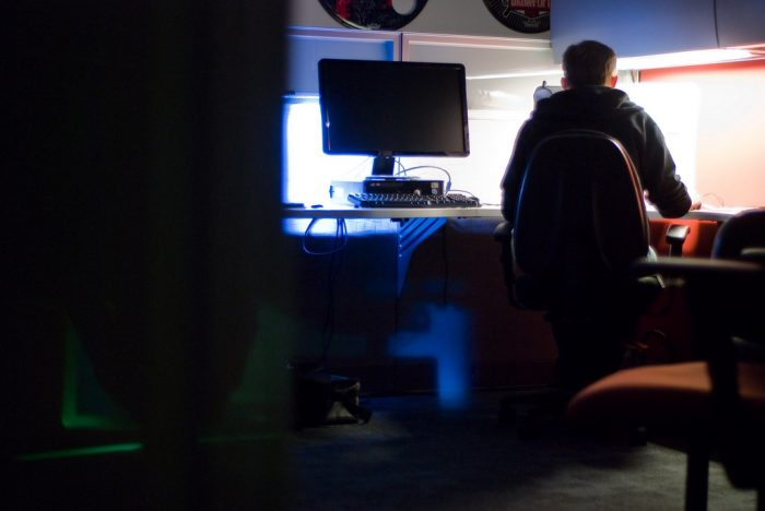 Working Late by Kevin McShane, licence CC BY-NC 2.0