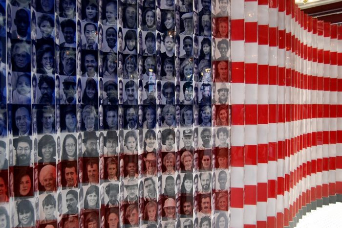 Picture: Ellis Island by Ludovic Bertron, license CC BY 2.0
