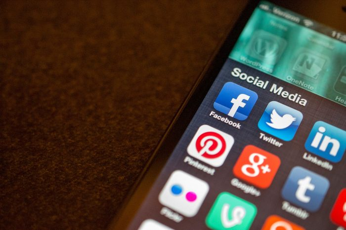 Social Media apps by Jason Howie, licence: CC BY 2.0