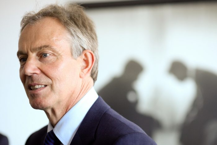 Prime Minister Tony Blair, picture courtesy of Center for American Progress, licence CC BY-ND 2.0