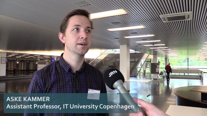 Data exchange in news apps – Aske Kammer interview