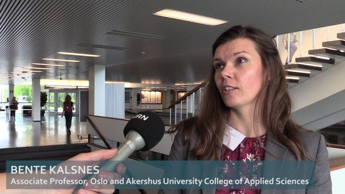 Coverage of the fake news issue in Norway – Bente Kalsnes interview
