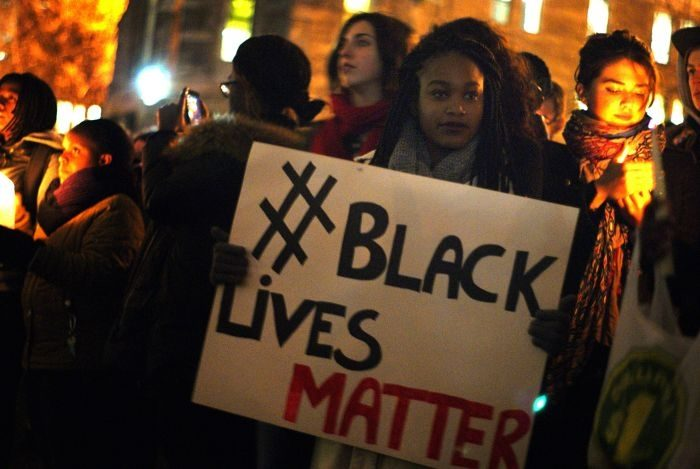 Picture: Black Lives Matter by Gerry Lauzon, license CC BY 2.0