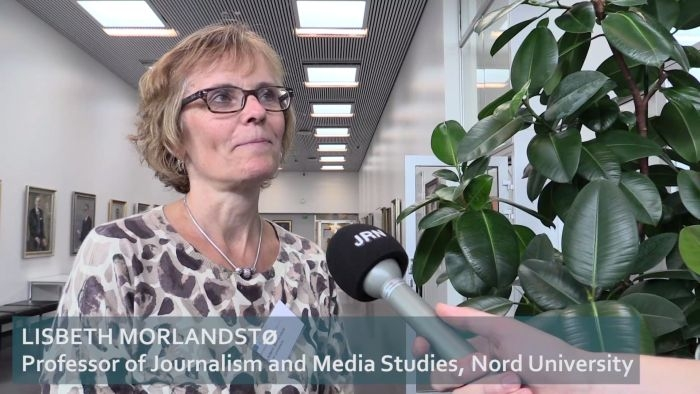 Blind spots of regional media in Norway - Lisbeth Morlandstø interview