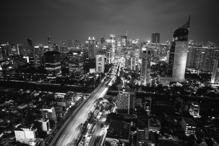 Picture: City activity Jakarta by Bagus Ghufron, license CC0 1.0