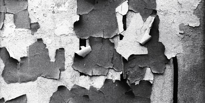 Picture: Peeling Wall Paint by Steve Snodgrass, license CC BY 2.0