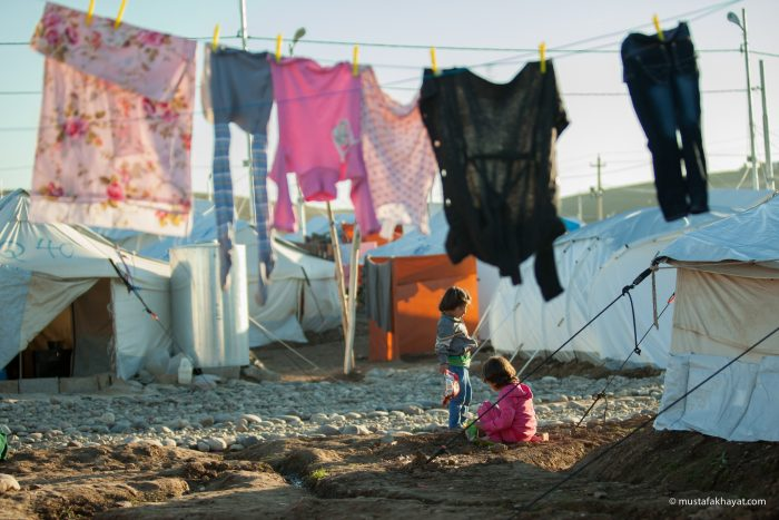 Syrian refugee camp, Karkosik Erbil byMustafa Khayat, licence: CC BY-ND 2.0