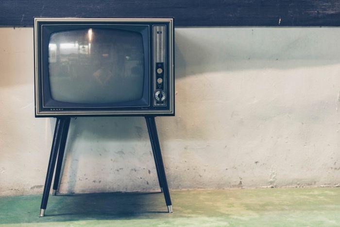 Picture: Vintage television by Sven Scheuermeier, license CC0 1.0