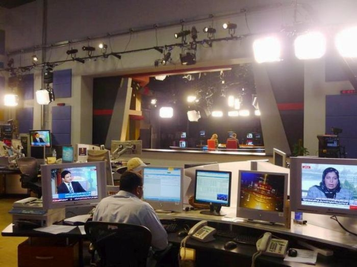 Picture: Al Jazeera Arabic Channel by Enda Nasution, license CC BY-NC 2.0