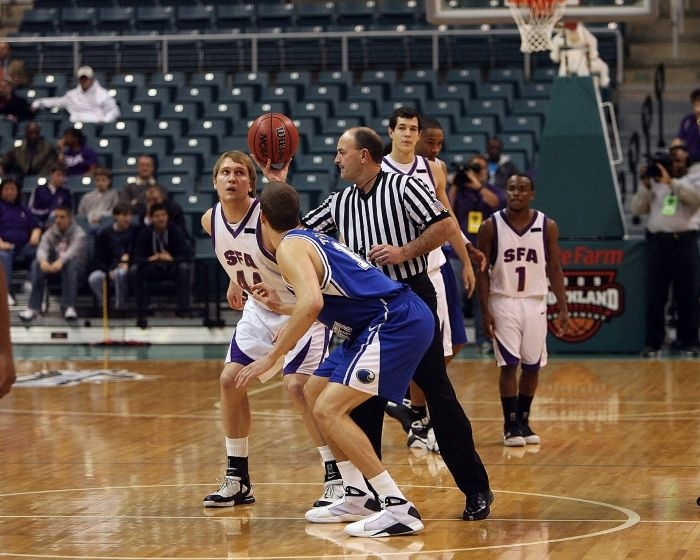 Picture: Basketball game by KeithJJ, license CC0 1.0