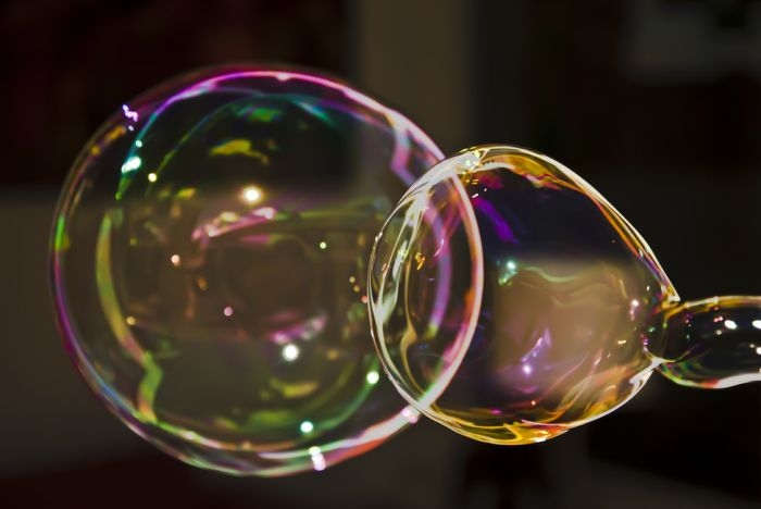 Picture: Bubbles by Dykam, license CC BY-SA 2.0