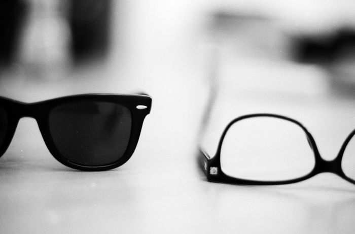 Picture: Glasses by Pier Francesco Gallenga, license CC BY-NC-ND 2.0