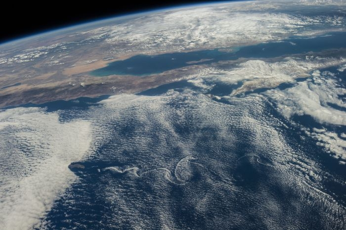 Picture: Is Climate Changing Cloud Heights? Too Soon to Say by NASA's Marshall Space Flight Center, license CC BY-NC 2.0
