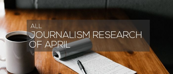 Research of April 2018