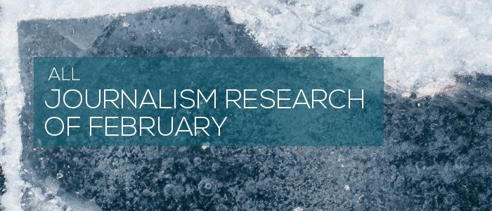 Research of February 2019