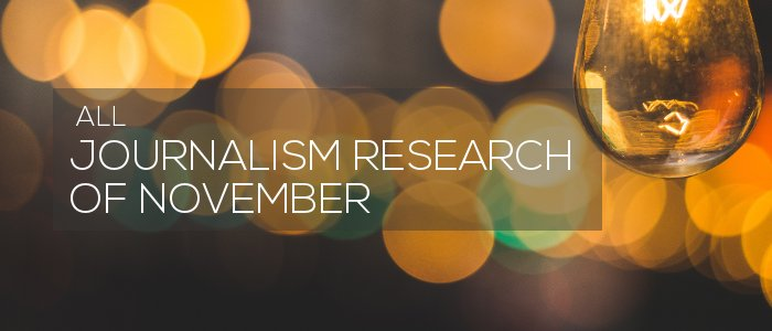Research of November 2019