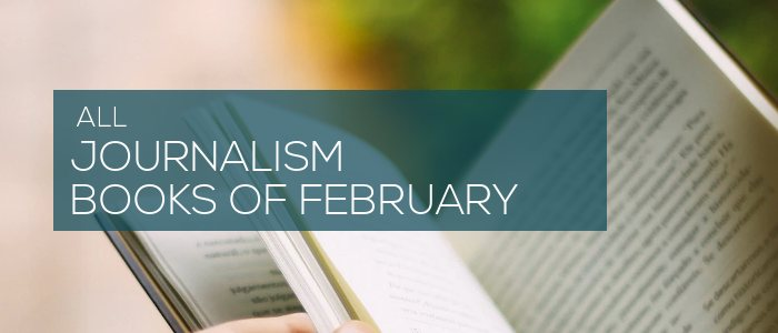Journalism books of february 2020