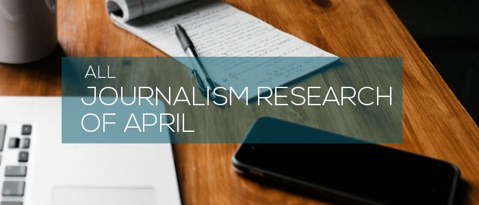 Research of April 2020