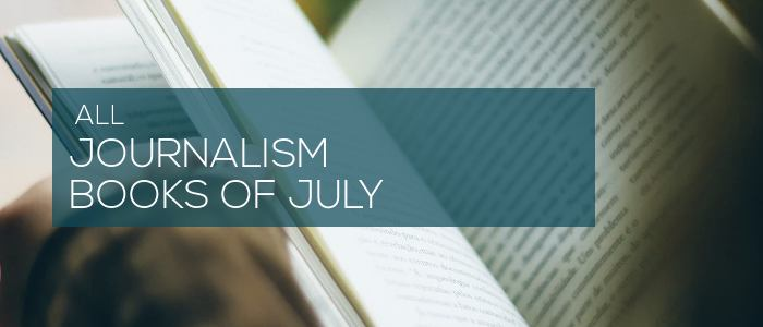 Journalism books of july 2020