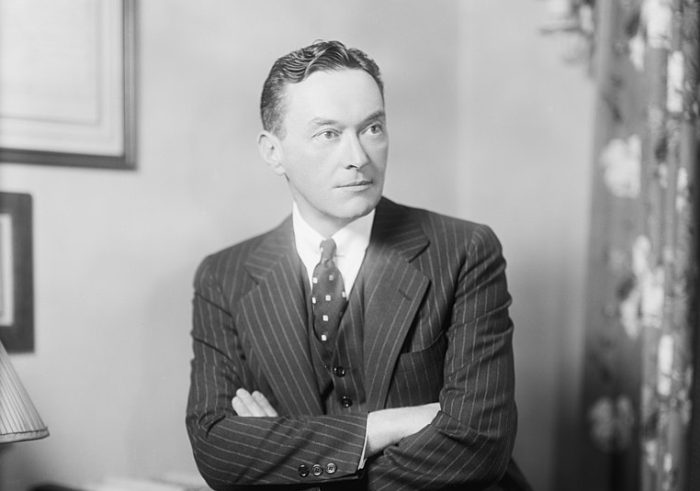Picture: Walter Lippmann, by Harris & Ewing, photographer, from the Library of Congress Collection, Wikimedia Commons
